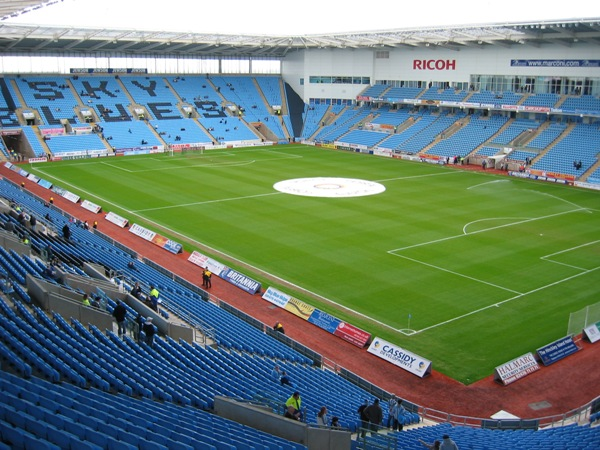 Ricoh Arena (Coventry, West Midlands)