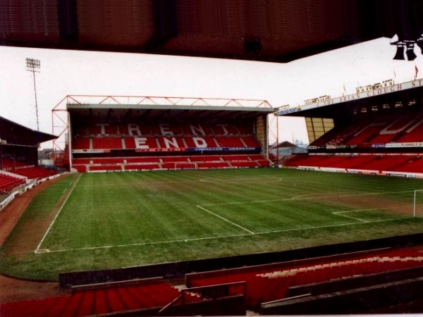 The City Ground (Nottingham, Nottinghamshire)