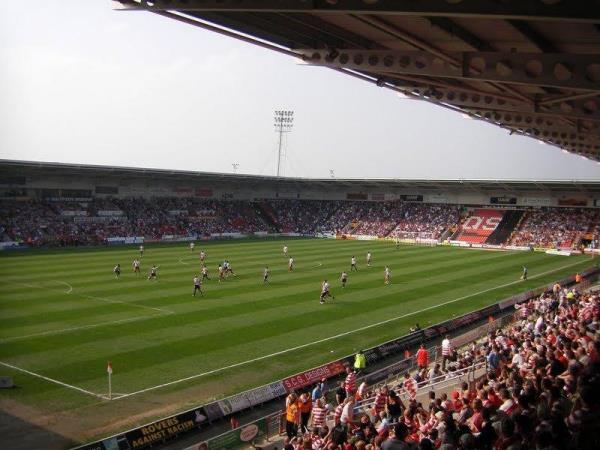 The Keepmoat Stadium (Doncaster, South Yorkshire)