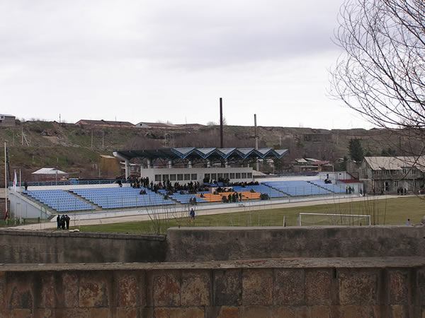 Gyumri City Stadium (Gyumri)