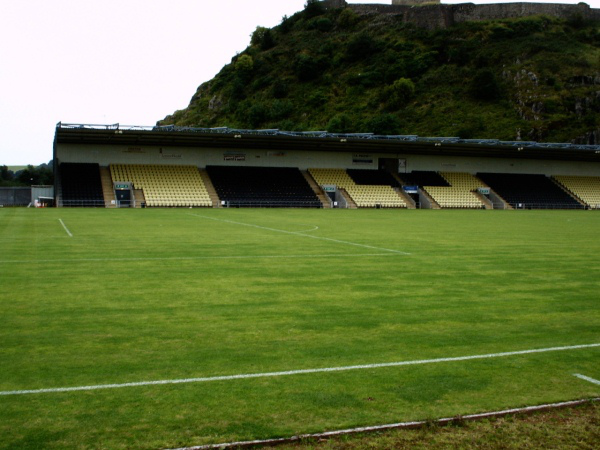 The YOUR Radio 103FM Stadium (Dumbarton)