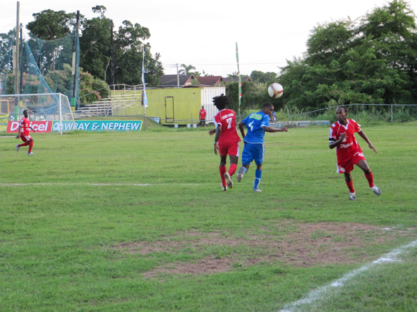 UWI JFF Captain Horace Burrell Center of Excellence (Kingston)