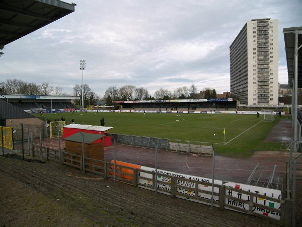 King Power at Den Dreef Stadion (Heverlee)