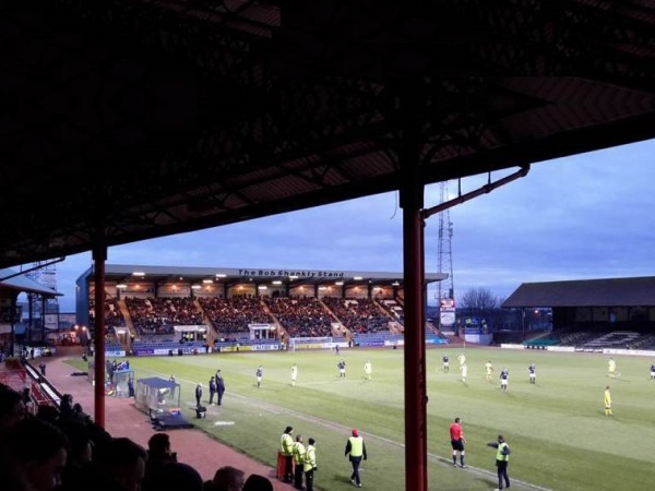 Kilmac Stadium at Dens Park (Dundee)