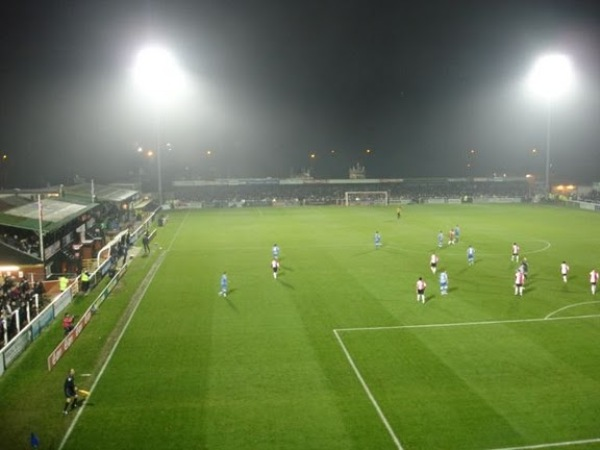 The Laithwaite Community Stadium (Woking, Surrey)