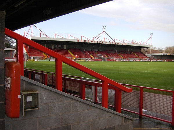 The People's Pension Stadium (Crawley, West Sussex)