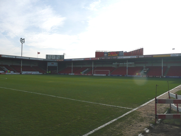Banks's Stadium (Walsall, West Midlands)